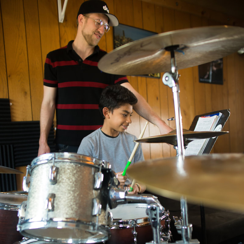 Picture of Drum Lessons and Instruction
